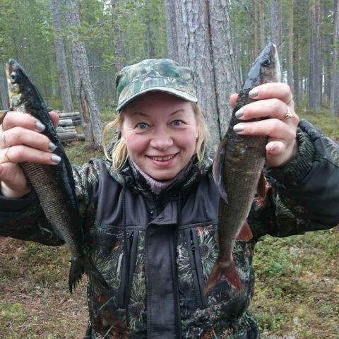 Рыбалка в карелии на топозере